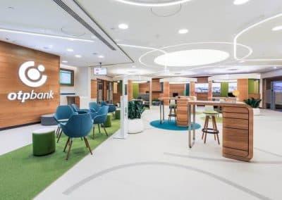 OTP Innovation Bank Branch